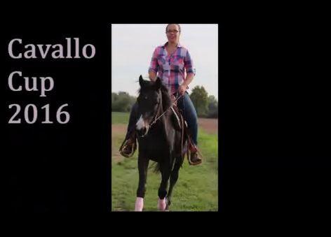 CAVALLO CUP 2016 Beitrag von Mona Splinter Video