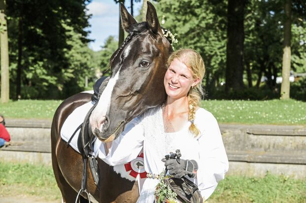 CAv Cavallo Cup Sieger Mediashow 2018 Sonja Buchholz