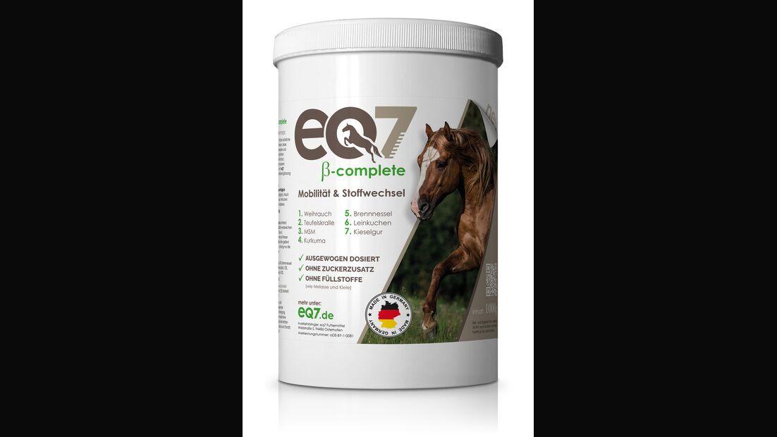 Ergänzungsfuttermittel eQ7