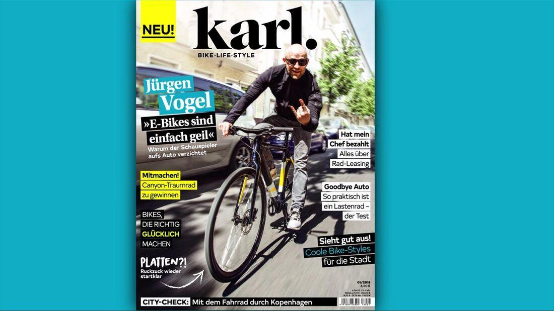 KARL Magazin Trailer VIDEO