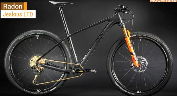 MB 0917 Carbon-Hardtails Testfeld Video