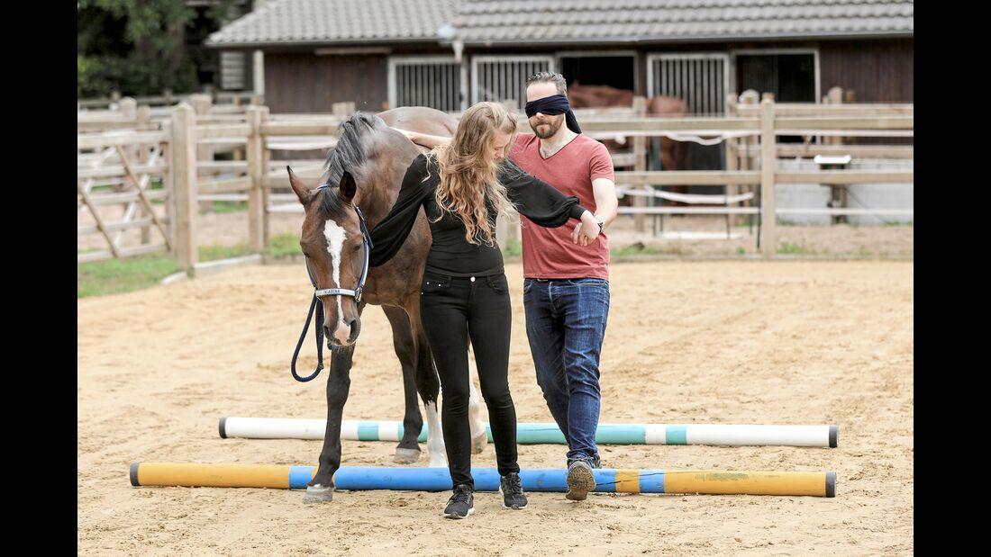 Paar-Coaching Blind Date