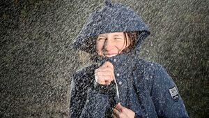 Regenjacken-Test