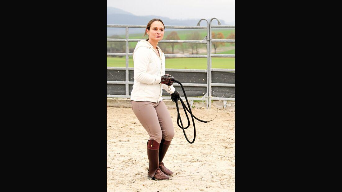 Vivian Gabor wechselt zur Dressur